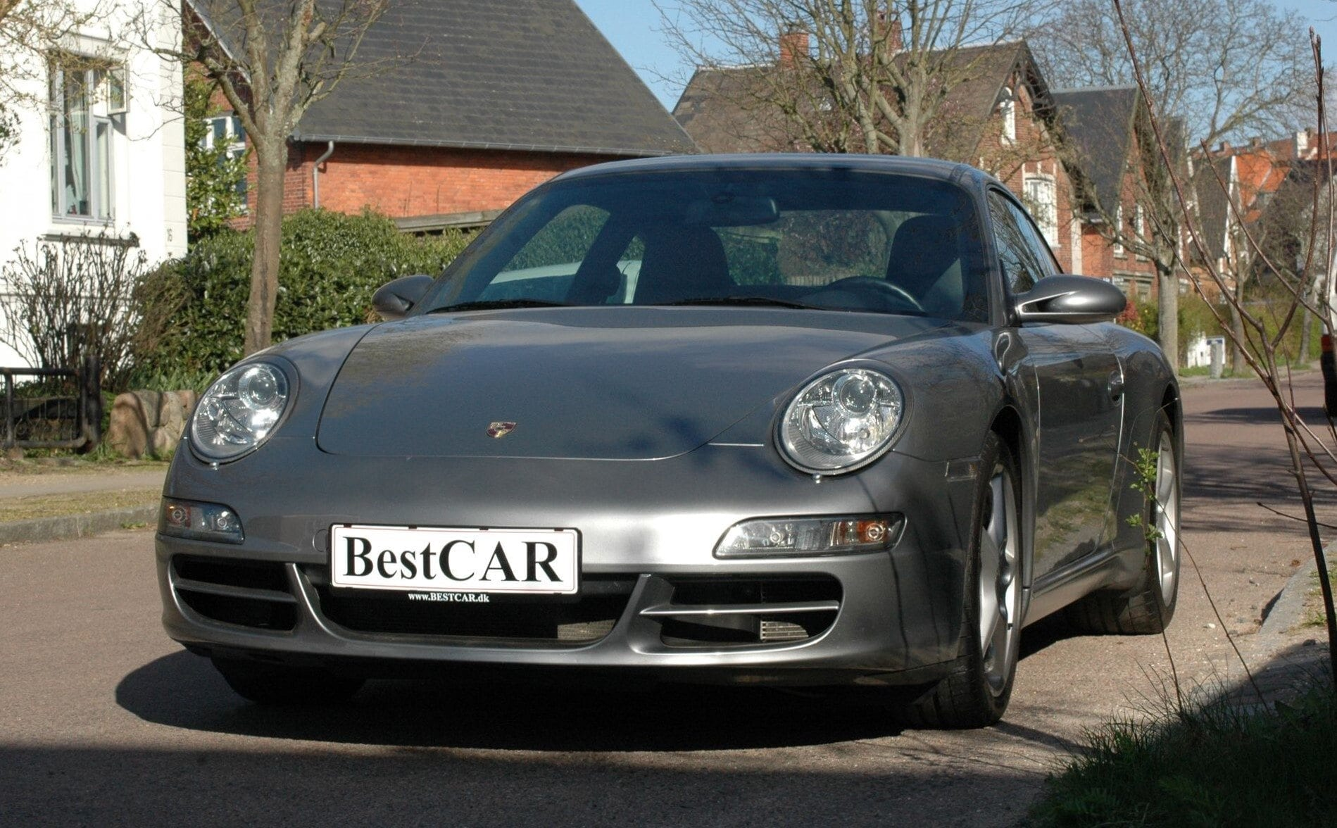 porsche 911 carrera coup tiptronic 997 bestcar. Black Bedroom Furniture Sets. Home Design Ideas